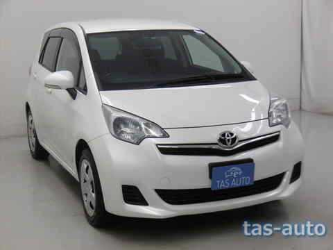 Toyota Ractis 2011 car from Japan  Japanese car exporters  Toyota