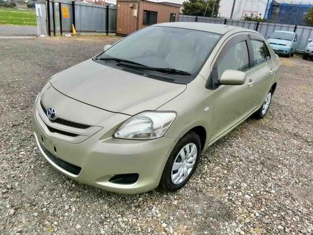 Toyota Belta 2006 car from Japan  Japanese car exporters  Toyota