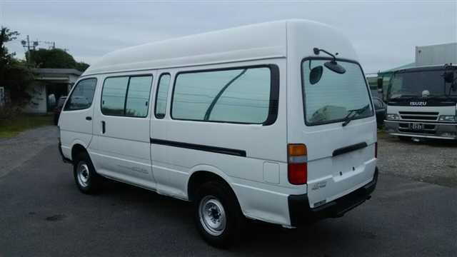 146d06caece4cb All about Toyota Hiace 10 Str Vip Van Export Car From Thailand ...