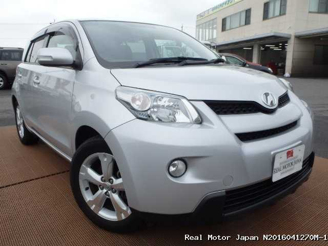 Toyota IST 150G 2009 car from Japan  Japanese car exporters