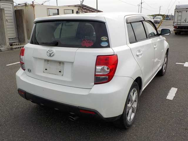 Toyota IST 2007 car from Japan  Japanese car exporters  Toyota IST