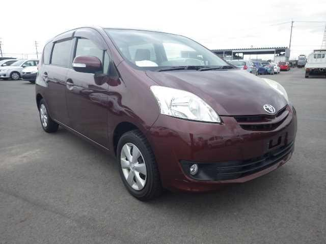 Toyota Passo Sette 2009 car from Japan  Japanese car exporters